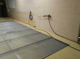 METAFO, spol. s r.o., pracoviště předúpravy povrchu pomocí vysokotlakého agregátu, dodání recyklační nádrže odmaštění