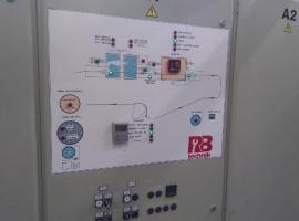 BENET AUTOMOTIVE s.r.o. (Milovice) - oprava a zprovoznění přestěhované technologie automatické předúpravy povrchu plastových dílů._2
