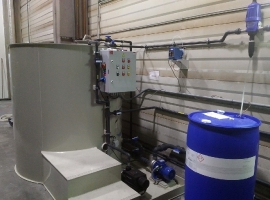 Technologie recyklace fosfátovací lázně pro vysokotlakou předúpravu povrchu